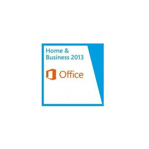 MICROSOFT OFFICE HOME & BUSINESS 2013 ESD 32/64-BIT PL NOWY z kategorii Programy biurowe i narzędziowe