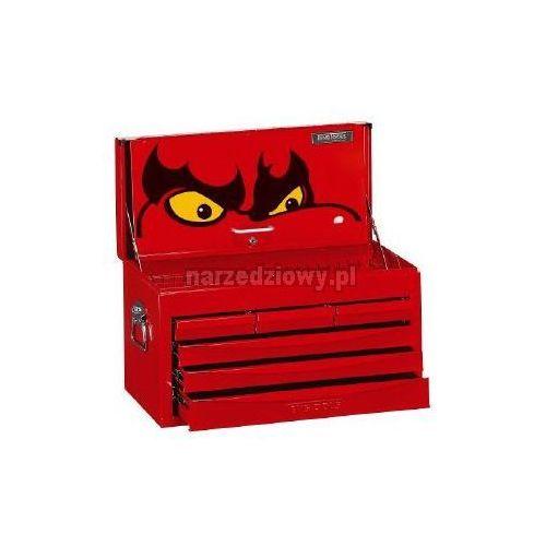 Towar z kategorii: skrzynki i walizki narzędziowe - TENGTOOLS Skrzynka narzędziowa model TC806SV 10 urodziny