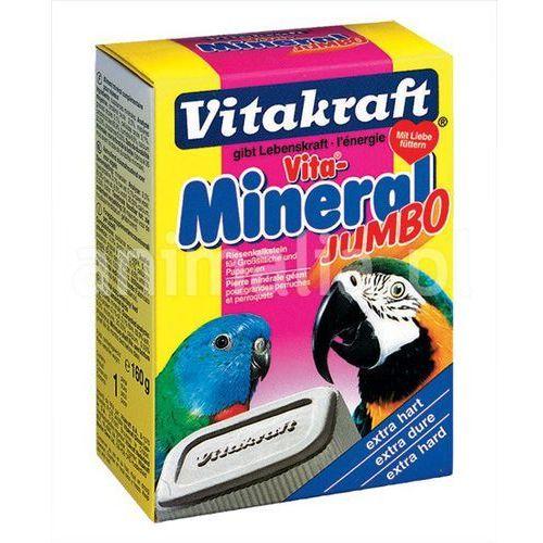VITAKRAFT Vita Mineral Jumbo – wapno dla ptaków w kostce 1szt., Vitakraft