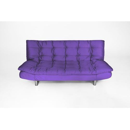 Actona Wave XL Sofa Rozkładana Fioletowa - 0000047399