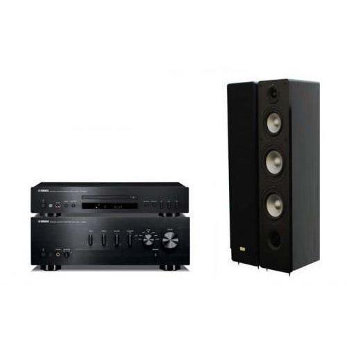 Artykuł YAMAHA A-S300 + CD-S300 + TAGA HARMONY TAV-406 v2 z kategorii zestawy hi-fi