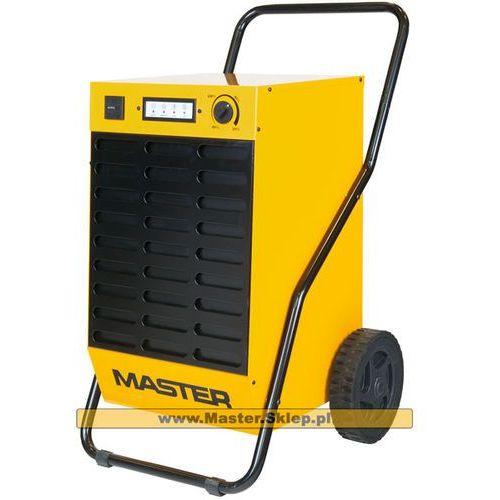 Osuszacz powietrza master dh 62 (profesjonalny, seria rental) * zobacz prezentację 3d ! od producenta Mcs central europe