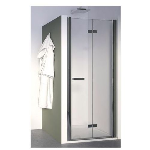 SANSWISS SWING-LINE F Drzwi 90 dwuczęściowe składane prawe SLF1D09005007 (drzwi prysznicowe)