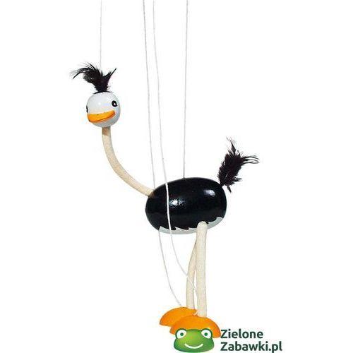 Oferta Drewniana marionetka struś, goki (pacynka, kukiełka)