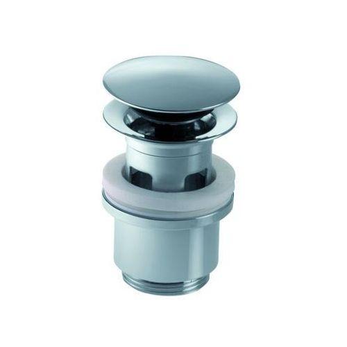 Produkt z kategorii- pozostałe artykuły hydrauliczne - Spust umywalkowy klik-klak okrągły KFA 660-254-00