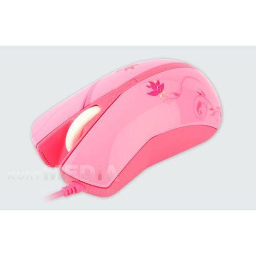 ModeCom MYSZ optyczna Y-1 YUPI ART przewodowa USB, 800 dpi (M-MC-00Y1-ART-PINK) różowa / MODE COM z kat. myszy, trackballe i wskaźniki