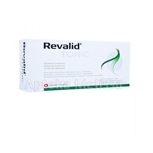 Produkt z kategorii- odżywki do włosów - REVALID Tonik do włosów - 20 amp.