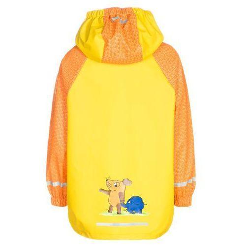 Playshoes DIE MAUS Kurtka przeciwdeszczowa yellow (kurtka dziecięca) od Zalando.pl
