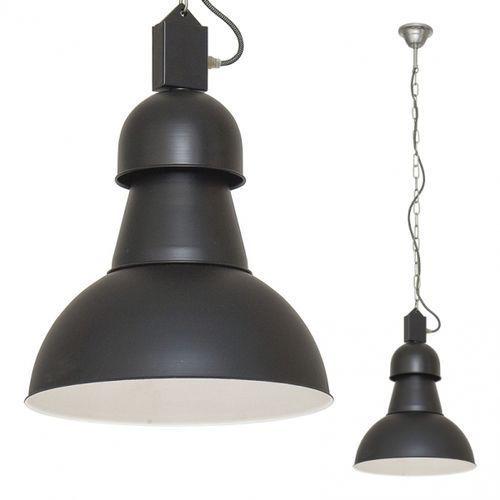 Industrialna LAMPA wisząca OPRAWA metalowa HIGH BAY Nowodvorski 5067 loft czarny - sprawdź w MLAMP.pl - Rozświetlamy Wnętrza