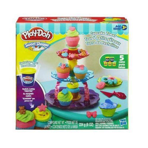 Play-Doh Wieża słodkosci, Hasbro A5144 - oferta [8541672515950472]