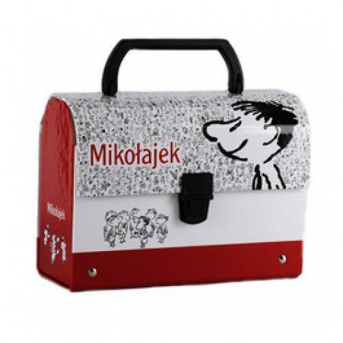 Kuferek oklejany Mikołajek - Dostawa zamówienia do jednej ze 170 księgarni Matras za DARMO - oferta [75af6127e5c5a217]