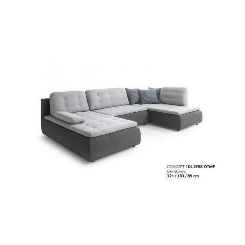 Narożnik Modułowy CONCEPT 1DL-2FBB-OTMP, Sweet Sit