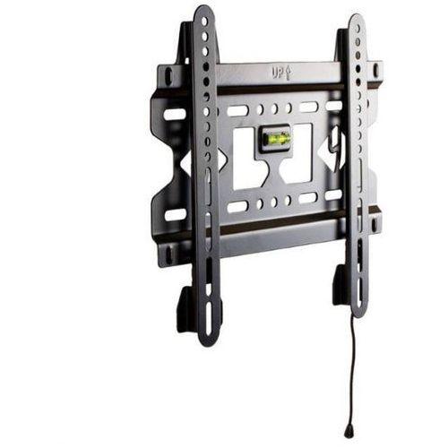 Uchwyt ścienny do lcd 15''- 37'' slim podwójne mocowanie max.45kg czarny od producenta 4world