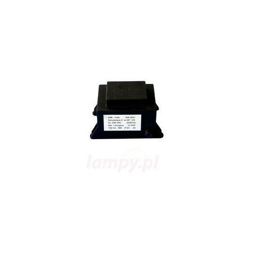 Transformator 12V IP67 do zastosowań zewnętrznych z kategorii Transformatory