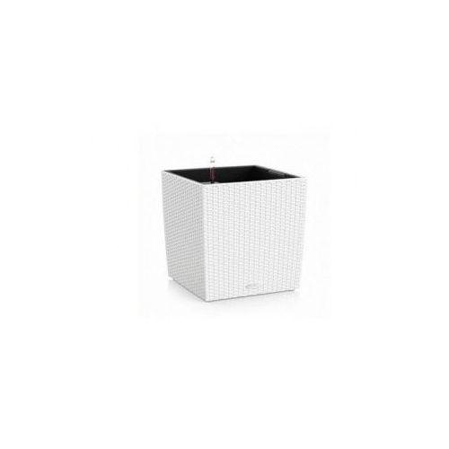 Produkt Donica -  - Cube Cottage 40 - biała, marki Lechuza