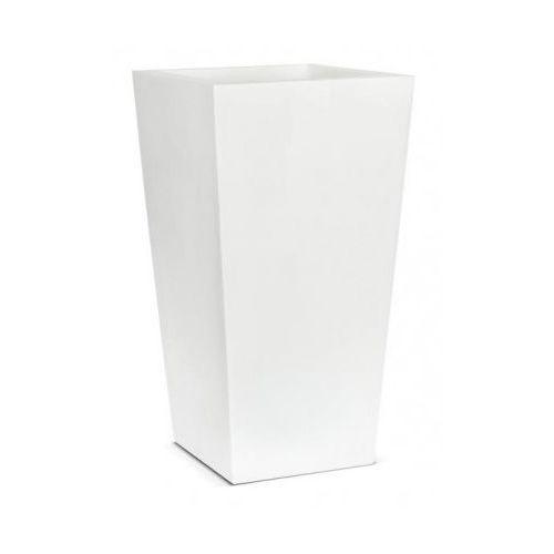 Produkt Donica ceramiczna -  - 24 x 24 x 46 cm, marki Miloo