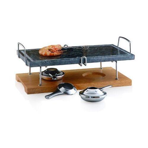 OLLAR STONE SET grill kamienny, , produkt marki Brandani