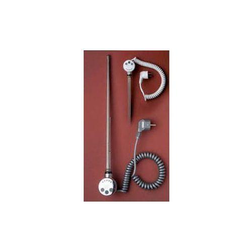 Grzałka elektryczna do grzejnika łazienkowego srebrna MEG 1.0 .10-MS-900W