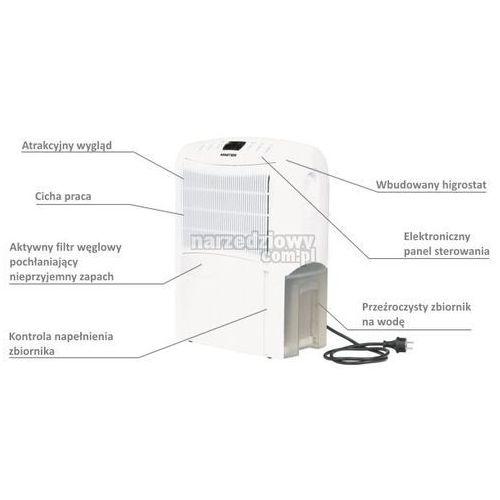 Towar z kategorii: osuszacze powietrza - MASTER Osuszacz powietrza DH 716