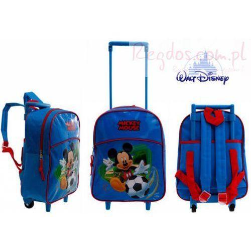 MICKEY MOUSE Walizka/Plecak na kółkach dla dzieci Disney - produkt dostępny w REGDOS