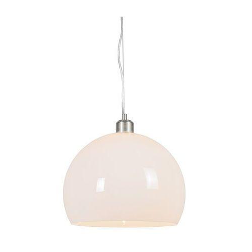 Lampa wisząca Globe 30cm biała - sprawdź w lampyiswiatlo.pl