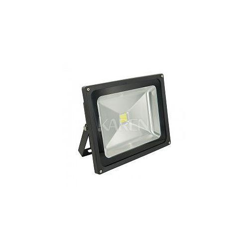 Whitenergy  Naświetlacz LED 50W|6000K|5000lm|IP66 z kat. pozostałe oświetlenie zewnętrzne