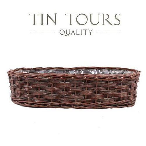 Produkt BALKONÓWKA WIKLINOWA 62x23x16 cm, marki Tin Tours Sp.z o.o.