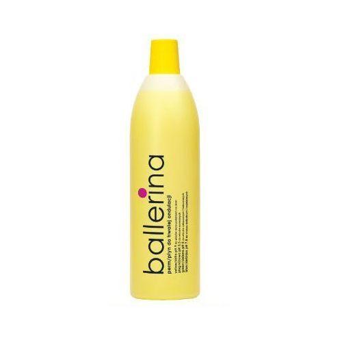 Catzy Ballerina płyn do trwałej ondulacji żółty pH9 1050ml - szczegóły w dr włos