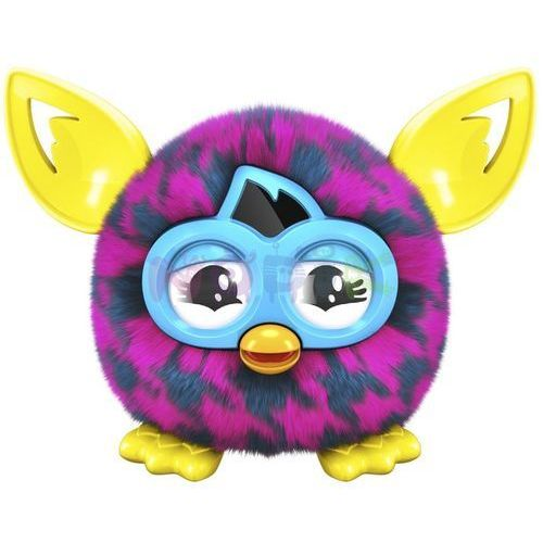 Furbisie Furby Boom Hasbro (różowe błyskawice) - produkt dostępny w NODIK.pl