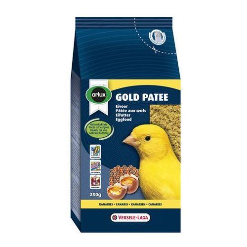 VERSELE LAGA - ORLUX - GOLD PATEE YELLOW KANAREK 250G, Orlux