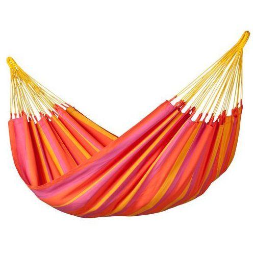 Hamak pojedynczy La Siesta Sonrisa mandarine, produkt marki Produkty marki La Siesta