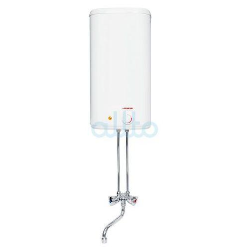 Ogrzewacz wody pojemnościowy bezciśnieniowy nadumywalkowy  ow-5b+ 19920, marki Biawar