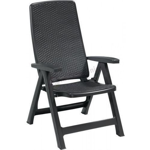 Fotel ogrodowy rozkładany Montreal - produkt dostępny w Meblobranie.pl