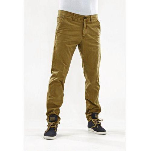 spodnie REELL - Grip Tapered Chino (CARAMEL) rozmiar: 30/30 - produkt z kategorii- spodnie męskie
