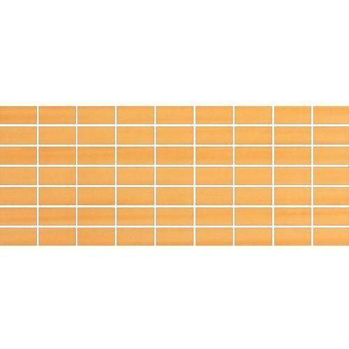 Capri Orange Mozaika 20x50 (glazura i terakota)
