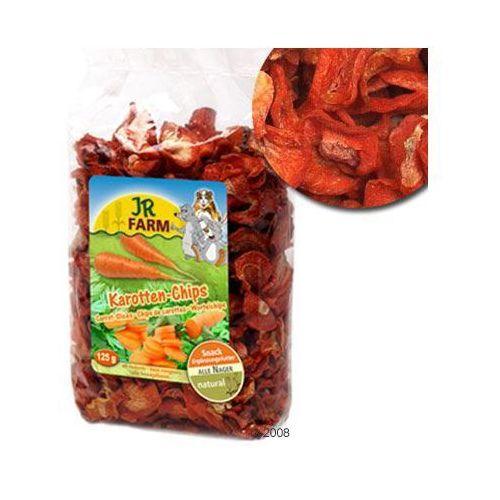 Chipsy marchewkowe - 125 g, JR Farm