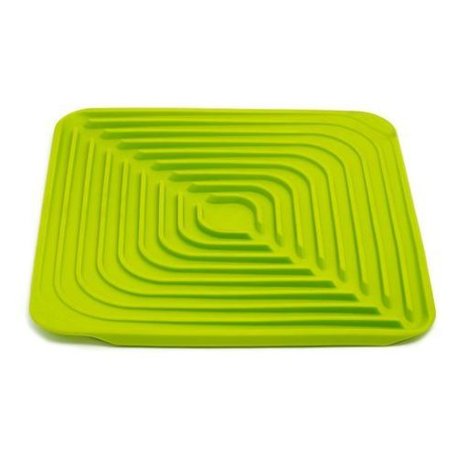 Produkt z kategorii- suszarki do naczyń - Joseph Joseph Ociekacz do naczyń FLUME - zielony