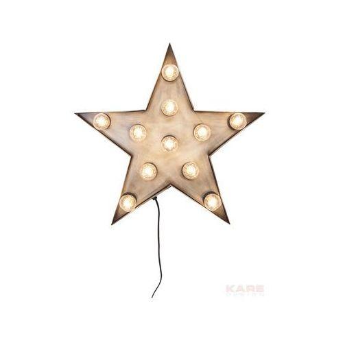 Star Lampa Ścienna 11-lite - 37122, produkt marki Kare Design