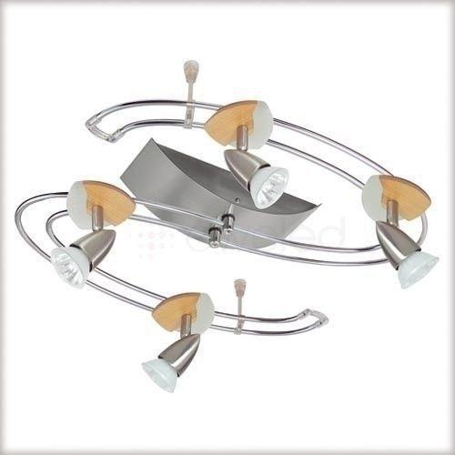 System prętowy HIP TWISTER 150VA satyn buk z kategorii oświetlenie