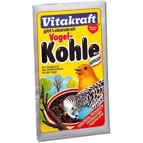 VITAKRAFT Vogel Kohle Węgiel drzewny dla ptaków 10g