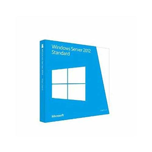 Produkt Hp Ms Windows Server 2012 Standard Rok (dvd) X64 Pl, En, Rus, Cz