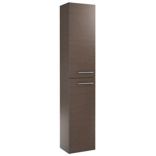 Produkt z kategorii- regały łazienkowe - Elita Go słupek łazienkowy 30x23,6x150 cm wenge 19895S