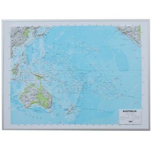 Australia mapa plastyczna , produkt marki Rico Collection