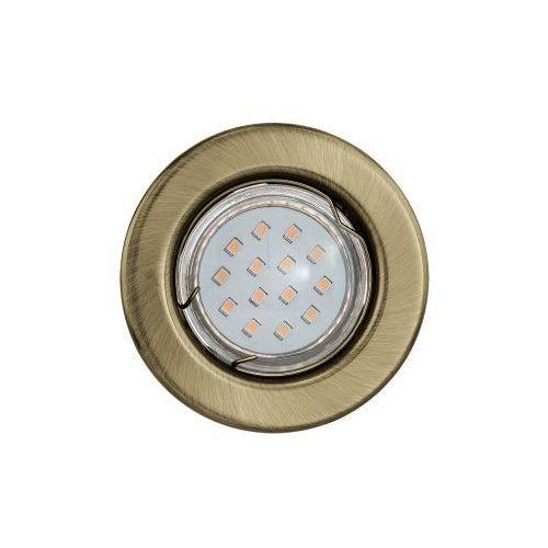 IGOA 93231 ZESTAW 3 OCZEK SUFITOWYCH WPUSZCZANYCH LED EGLO z kategorii oświetlenie