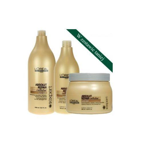 Produkt z kategorii- pozostałe kosmetyki do włosów - LOREAL Regeneracja włosów uwrażliwionych
