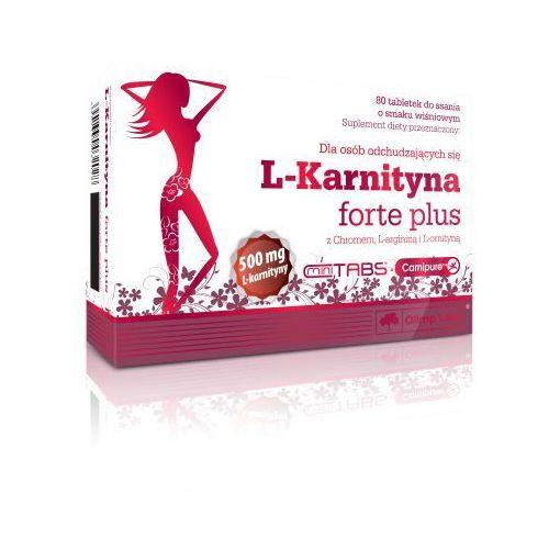 l-karnityna forte plus 80 tabl. wyprodukowany przez Olimp