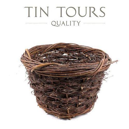 Produkt OSŁONA NA DONICZKE 27x27x17 cm, marki Tin Tours Sp.z o.o.