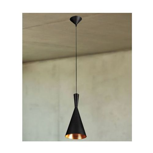Nowoczesna LAMPA wisząca OPRAWA zwis DO salonu ORI Maxlight P0024 czarny - złoty - sprawdź w MLAMP.pl - Rozświetlamy Wnętrza