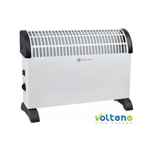 VOLTENO Grzejnik konwektorowy BASIC 2000W bez nawiewu VO0267, towar z kategorii: Osuszacze powietrza