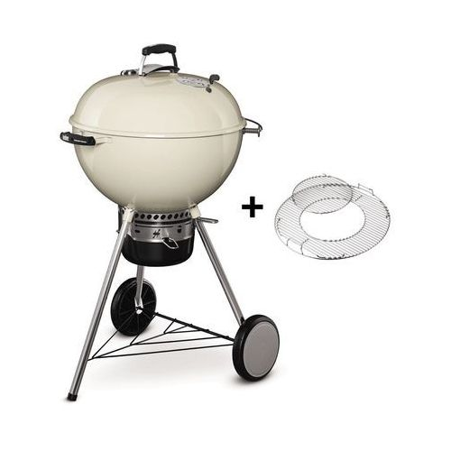 Grill węglowy WEBER MASTER-TOUCH GBS 57cm kremowy 14505004, produkt marki Weber